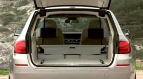 BMW Serie 5 Touring: Su cuarta generación
