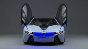 BMW Vision EfficientDynamics: Seguramente se llevará a producción
