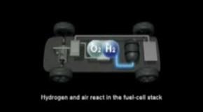 Como funciona el X-Trail FCV de Nissan