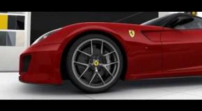 Ferrari 599 GTO: La última apuesta de Ferrari