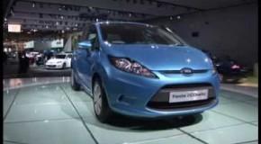 Ford Fiesta Econetic: Un nuevo estreno ecológico