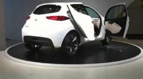 Hyundai ix-Metro concept 2011: Nuevo pequeño crossover