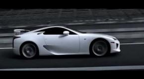 Lexus LFA Nürburgring Edition: Una nueva expresión