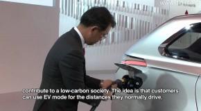 Mitsubishi PX-Miev 2012