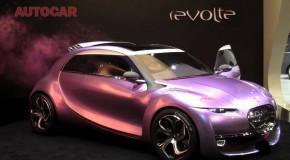 Nuevo Citroën Revolte: Renace el 2CV