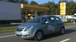 Opel Corsa EcoFLEX 2010: El más ahorrador