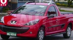 Peugeot Hoggar: Un 207 muy especial