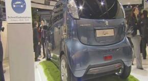 Peugeot iOn: Nace un nuevo concepto
