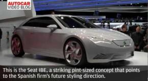 SEAT IBe concept: Un futuro cambio total
