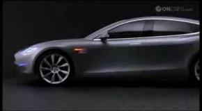 Tesla Model S 2011: Un coupé muy dinámico