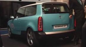 Trabant NT 2012: Resucitado de otra época