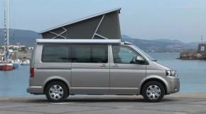 VW T5: Ahora con tracción total y cambio DSG