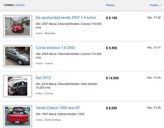 autos en internet