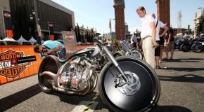 Las motos más veloces del mundo