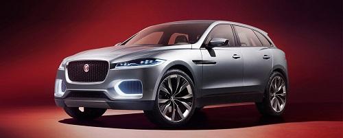 Jaguar al mercado de las SUV