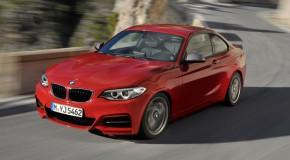 El nuevo BMW Coupé es el futuro de la conducción