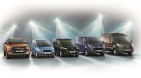 Ford Transit, así son los mejores vehículos comerciales