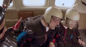 Volkswagen y los paracaidistas arrepentidos