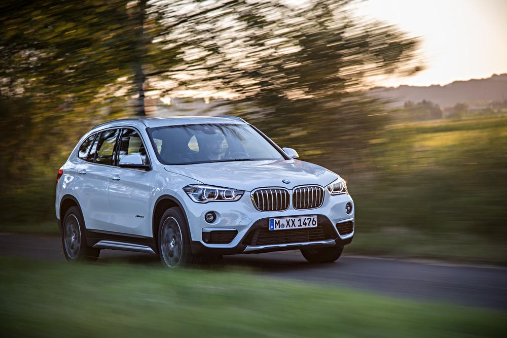 El BMW X1 es el todoterreno para tu día a día